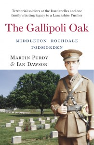 The Gallipoli Oak book cover