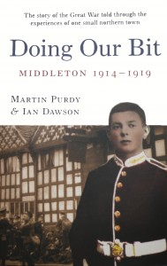 Doing our bit book cover